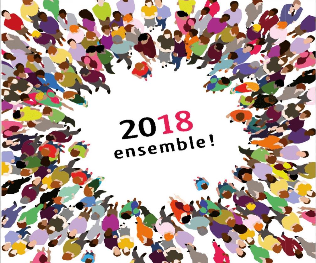 Les membres  du bureau du Réseau des Centres Sociaux et Socio-culturels de Seine-Maritime vous présentent leurs meilleurs vœux.